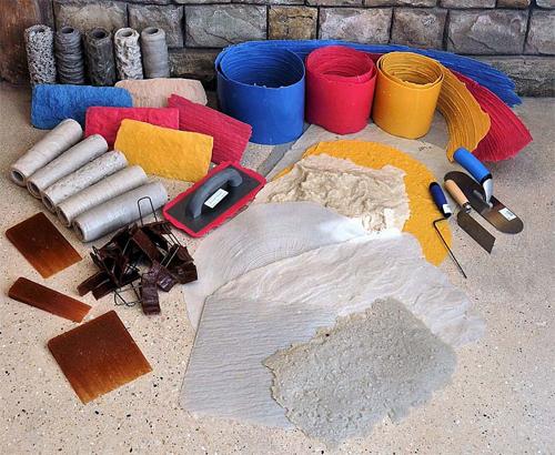 Tru-Tex Complete Contractor's Kit for Vertical Concrete
