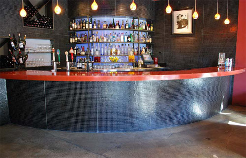 Design Ideas | Restaurant | Decorative Concrete | Concrete Decor