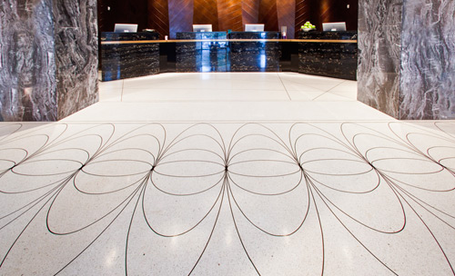 Terrazzo Concrete Recipe Decorative Concrete