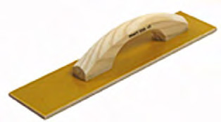Kraft Tool Co. - Laminated Canvas-Resin Hand Float