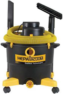 Three independent motors. (866) 295-5512 www.diamaticusa.com Dustless Technologies - The Dustless HEPA Wet/Dry Vacuum