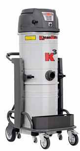 Kut-Rite Manufacturing Co. - KleanRite K2 and K3 Vacuums