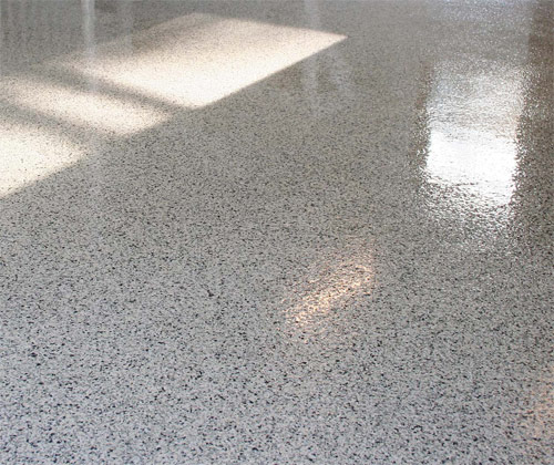 Epoxy systems for concrete floors concrete decor for Concrete floor covering