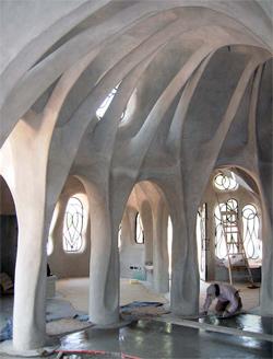 Building Thin Shell Concrete Structures Concrete Decor